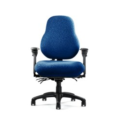 Office Chair High Seat Single Ale Neutral Posture - 8000 Series